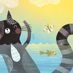 Celebrate Uniqueness With Picture Book JET THE CAT (IS NOT A CAT) Debuting May 1st