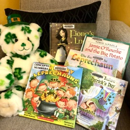 7 Lucky Picture Books to Share with Your Wee Lads and Lasses this St. Patrick's Day (Plus a Fun Color-Sorting Activity)!